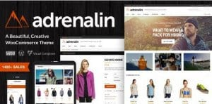 Adrenalin – Multi Purpose WooCommerce Theme