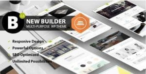 BUILDER – Responsive Multi Purpose Theme