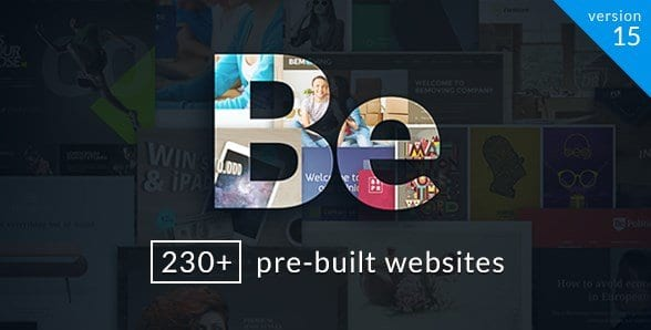 BeTheme – Responsive Multi Purpose WordPress Theme