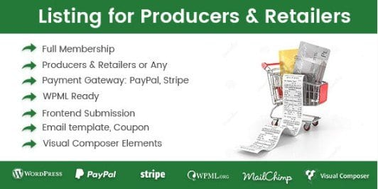 Directory Listing for Producers Retailers