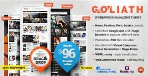 GOLIATH – Ads Optimized News Reviews Magazine