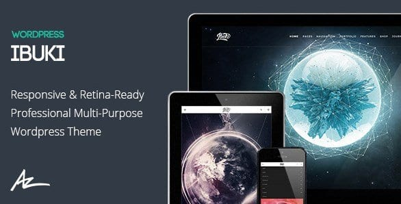 Ibuki – Creative Multi Purpose Shop Theme