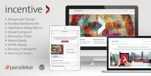 Incentive – Responsive All Purpose Theme