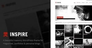 Inspire – A Multi purpose Masonry Theme