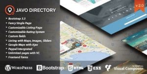 Javo – Directory WordPress Theme