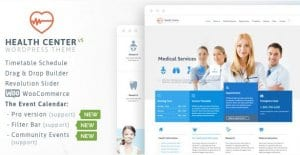 Medical Dentist – Medical WordPress
