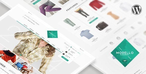 Modello – Responsive eCommerce WordPress Theme