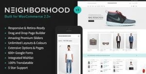 Neighborhood – Responsive Multi Purpose Shop Theme