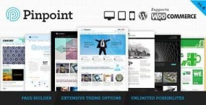 Pinpoint – Responsive Multi Purpose WP Theme