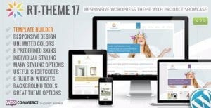 RT Theme 17 – Responsive WordPress Theme