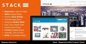 Stack – Responsive Multi Purpose Theme