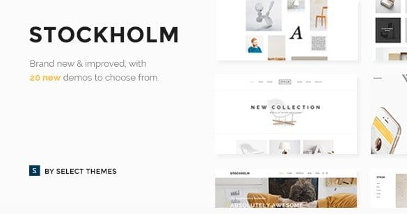Stockholm – A Genuinely Multi Concept Theme
