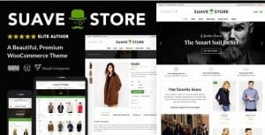 Suave – Multi Purpose WooCommerce Theme