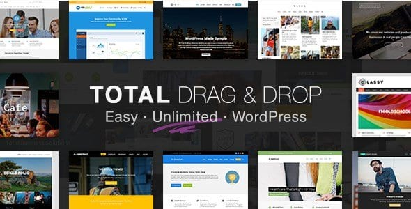 Total – Responsive Multi Purpose WordPress Theme