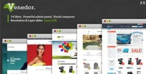 Venedor – WordPress WooCommerce Theme
