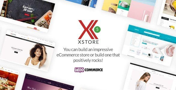 XStore – Responsive Multi Purpose WooCommerce WordPress Theme