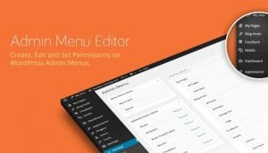 Admin Menu Editor Pro WordPress Plugin