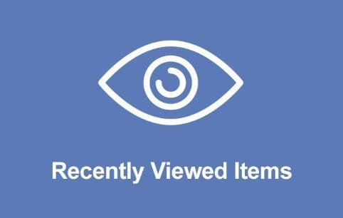 Easy Digital Downloads Recently Viewed Items Addon