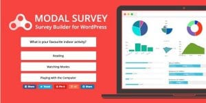 Modal Survey – WordPress Poll Survey Quiz Plugin
