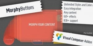 Morphy Buttons – Visual Composer Addon