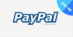 PayPal for NEX Forms