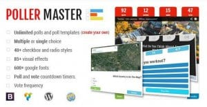 Poller Master – Ultimate WP Polling System