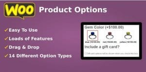 Product Options for WooCommerce – WP Plugin