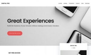 StudioPress Digital Pro Theme