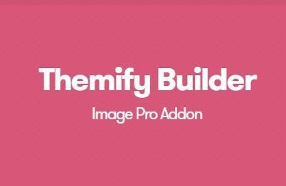 Themify Builder Image Pro Addon