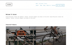 CSS Igniter Suisen WordPress Theme