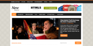 MyThemeShop NewsMag WordPress Theme