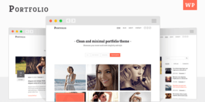 MyThemeShop Portfolio WordPress Theme
