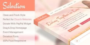 MyThemeShop Salvation WordPress Theme