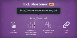 MyThemeShop URL Shortener Pro WordPress Plugin
