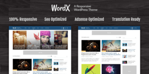 MyThemeShop WordX WordPress Theme