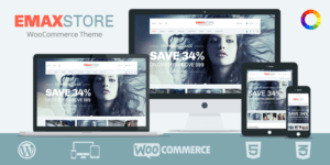 MyThemeShop eMaxStore WordPress Theme
