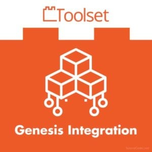 Toolset Genesis Integration