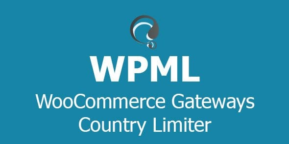WPML WooCommerce Gateways Country Limiter Addon