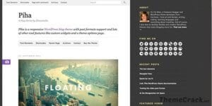 Elmastudio Piha WordPress Theme