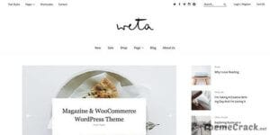 Elmastudio Weta WordPress Theme